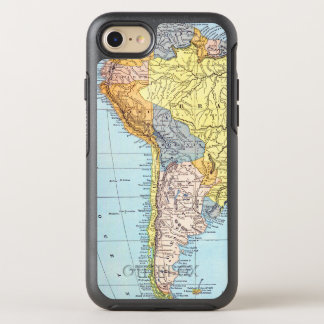 SOUTH AMERICA: MAP, c1890 OtterBox Symmetry iPhone 7 Case