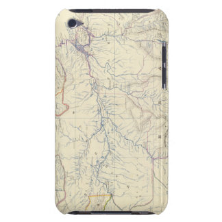 South America N iPod Touch Case