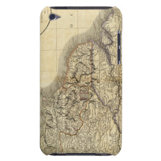 South America north iPod Touch Case-Mate Case