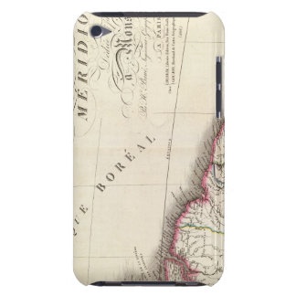 South America Northeast iPod Touch Cases