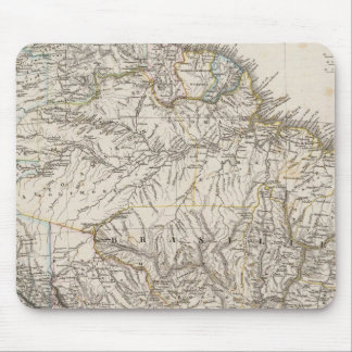 South America norther region Mouse Mat