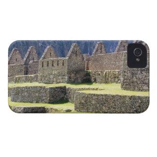 South America - Peru. Stonework in the lost Inca iPhone 4 Case-Mate Cases