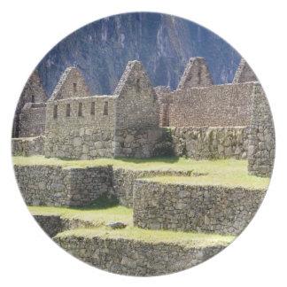 South America - Peru. Stonework in the lost Inca Plate