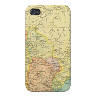 South America political iPhone 4 Cover