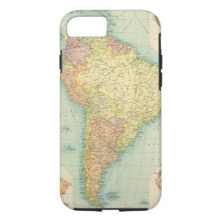 South America political iPhone 8/7 Case