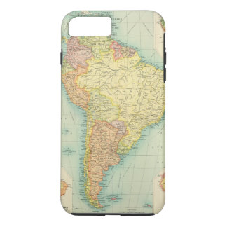 South America political iPhone 8 Plus/7 Plus Case