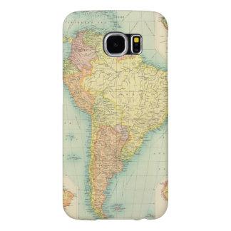 South America political Samsung Galaxy S6 Cases
