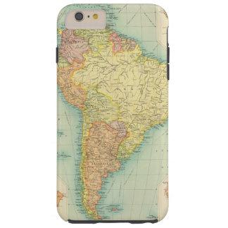 South America political Tough iPhone 6 Plus Case