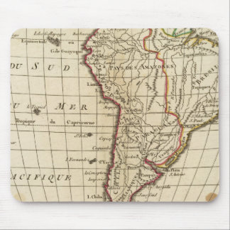 South America School Mouse Pad
