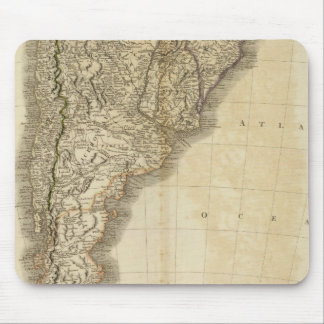 South America south Mouse Pad