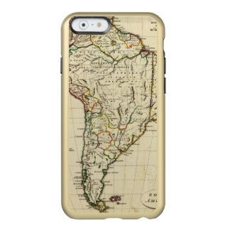 South America with boundaries outlined Incipio Feather® Shine iPhone 6 Case