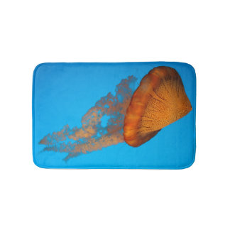 South American Sea Nettle Bath Mat Bath Mats