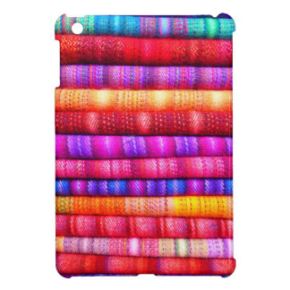 South American Stripe Fabrics iPad Mini Case