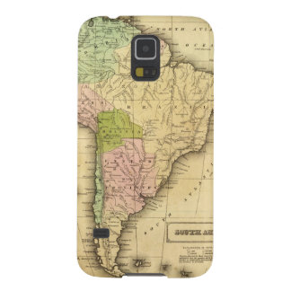 South AmericaOlney Map Case For Galaxy S5