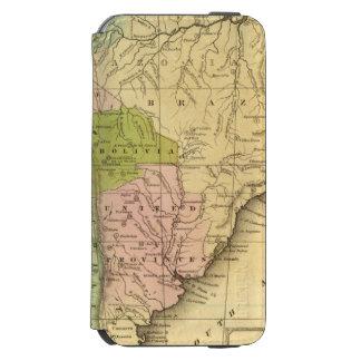 South AmericaOlney Map Incipio Watson™ iPhone 6 Wallet Case