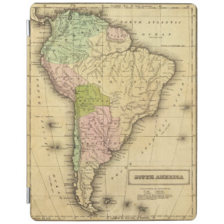South AmericaOlney Map iPad Cover