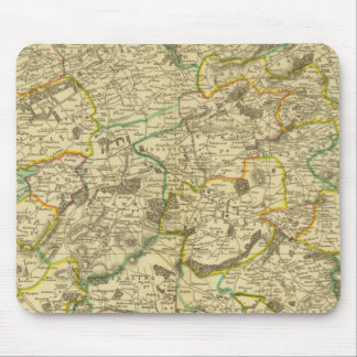 South Angusshire Mouse Mat
