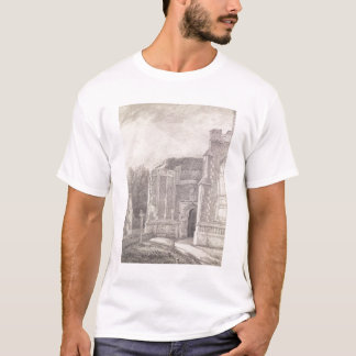 South Archway of the ruined tower of East Bergholt T-Shirt