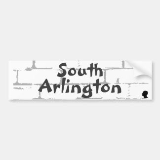 South Arlington Bumper Sticker