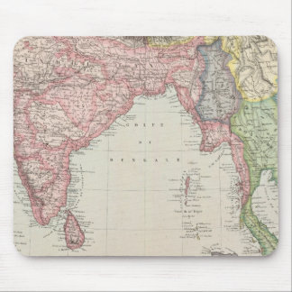 South Asia 2 Mouse Mat