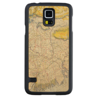 South Asia, India, Bangladesh Carved Maple Galaxy S5 Case