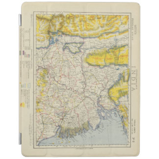 South Asia, India, Bangladesh iPad Cover
