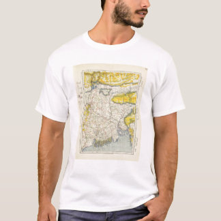 South Asia, India, Bangladesh T-Shirt