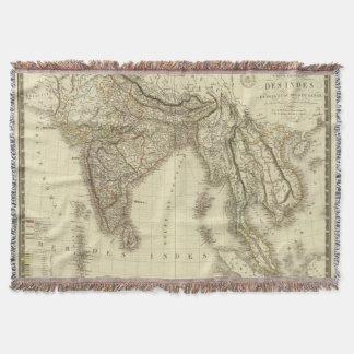 South Asia Throw Blanket
