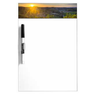 South Australia, Adelaide Hills, Summertown. Dry Erase Board