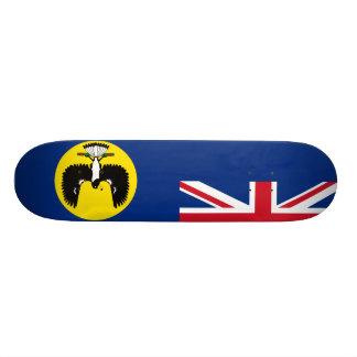 South Australia, Australia 21.6 Cm Skateboard Deck