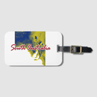 South Australia Luggage Tag