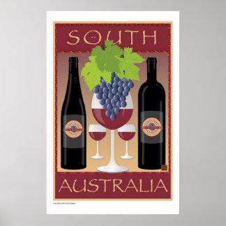 South Australia-Print Poster