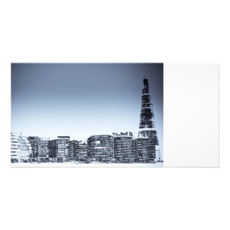 South Bank London Art Personalised Photo Card