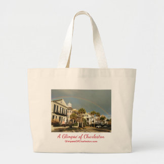 South Battery Rainbow Tote
