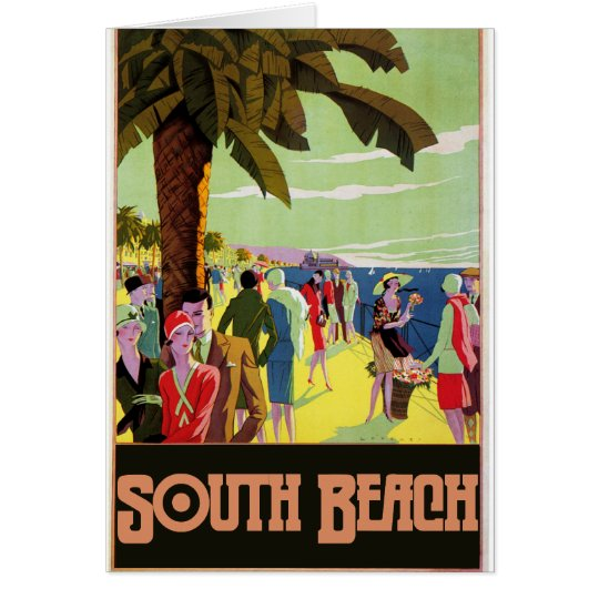 South Beach Card