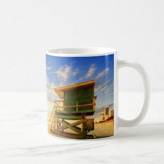 SOUTH BEACH FLORIDA COFFEE MUG