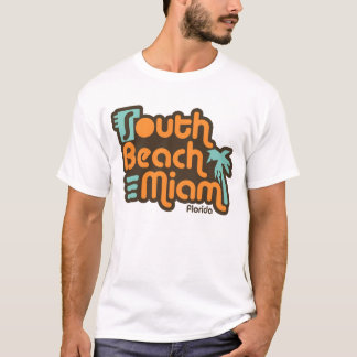 South Beach Miami T-Shirt