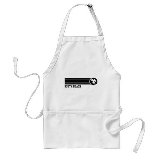 South Beach Standard Apron