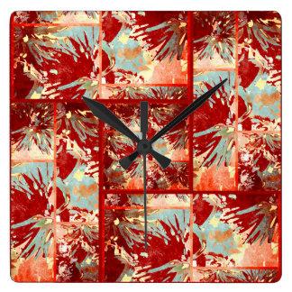 South Beach Wall Clock