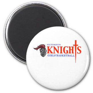South Boston Girls' Basketball Magnets