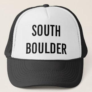 SOUTH BOULDER TRUCKER HAT