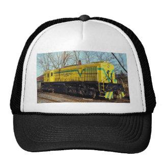 South Branch Valley Railroad Alco MRS-1 No. 28 Rom Trucker Hats