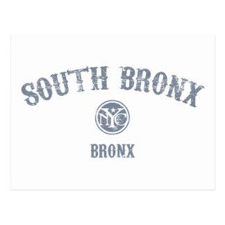 South Bronx Postcard