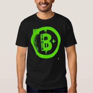 South Butte Big B + Shirt Neon Green