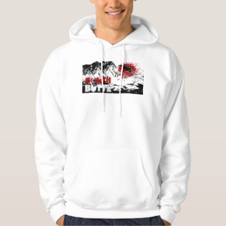 """South Butte """" Blood Sun Holiday """" Hoodie"""
