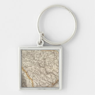 South Carolina 2 Key Ring