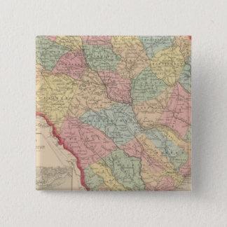 South Carolina 3 15 Cm Square Badge