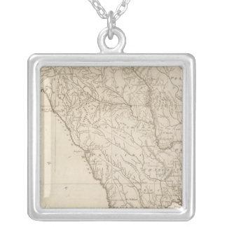 South Carolina 4 Silver Plated Necklace