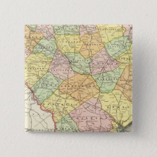South Carolina 7 15 Cm Square Badge