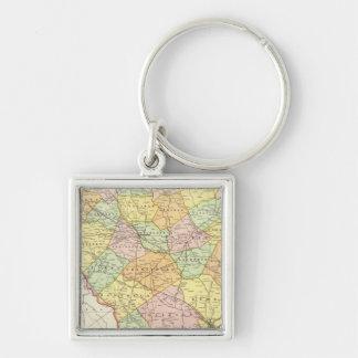 South Carolina 7 Key Ring